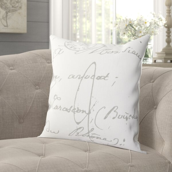 Landes 100% Cotton Pillow Cover by Lark Manor